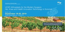 Register: UCSF Arthroplasty for the Modern Surgeon, Sept. 19-20