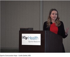 Video: Sports Concussion Keys - Carlin Senter, MD