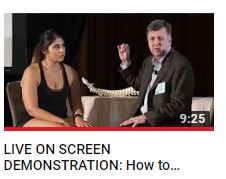 Video:  LIVE ON SCREEN DEMONSTRATION: How to Do a Good Cervical Spine Exam - Conor O'Neill, MD