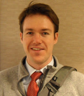 Patrick Curran MD receives of this year's McConnachie Fellowship