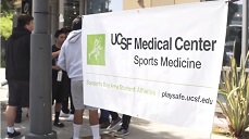 Video:  UCSF PlaySafe Sports Medicine Program