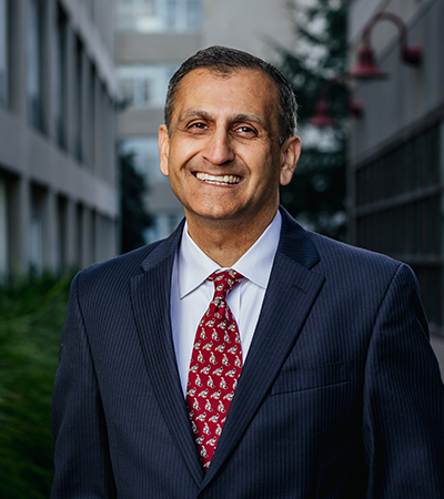 Sanjeev Sabharwal, MD, MPH
